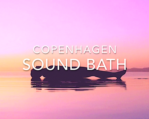 COVER COPENHAGEN SOUND BATH 21-1-2019
