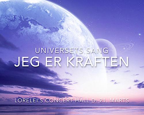 Cover Jeg er Kraften 21-3-2019