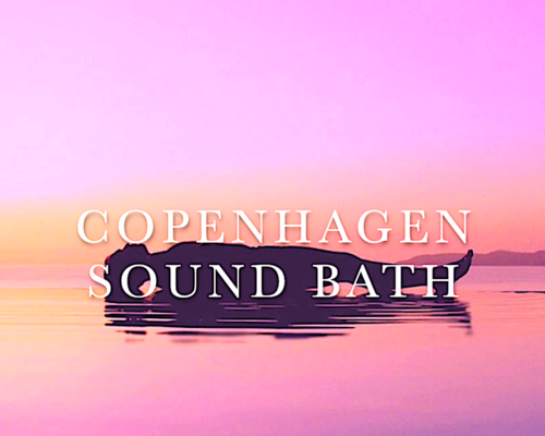 Sound Bath Pink Cover