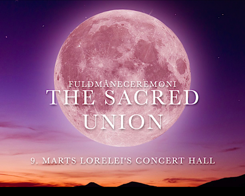 The Sacred Union Ceremoni Cover