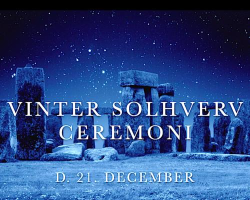Vintersolhvervceremoni 2020