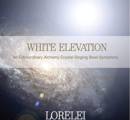 white elevation alchemy crystal singing bowl music